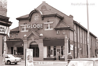 The Globe cinema, Salters Road, Gosforth